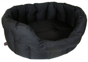 Heavy Duty Oval Soft Bed