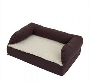 Orthopaedic dog sofa