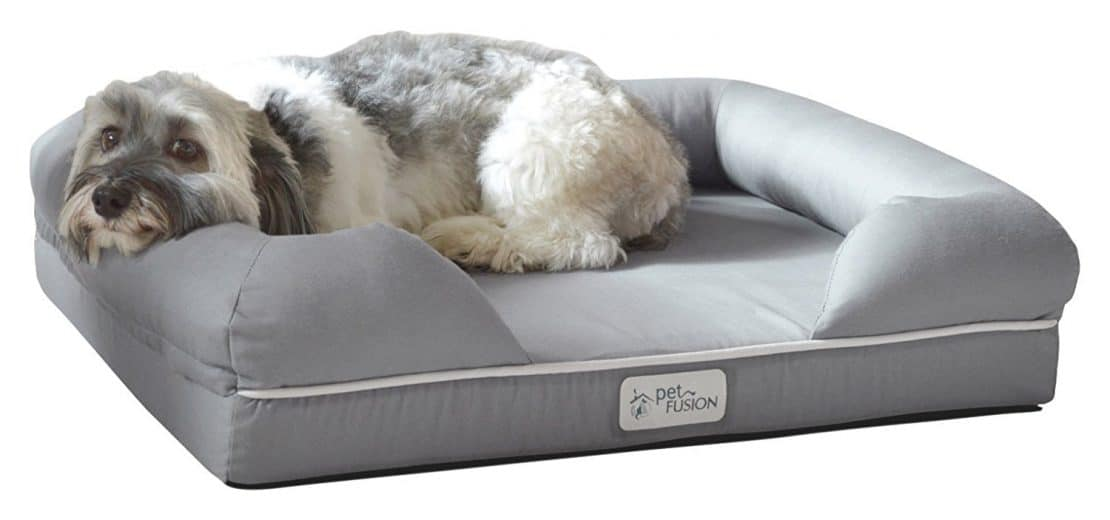 PetFusion Luxury Dog Bed