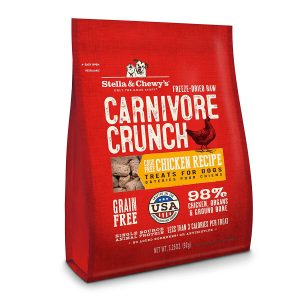 Carnivore Crunch Dog Treat