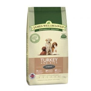 James Wellbeloved Naturally Healthy Dry Dog Food