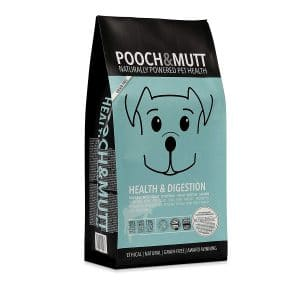 Pooch & Mutt Dry Dog Food - Health and digestion