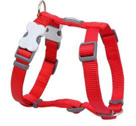 Red Dingo plain Harness