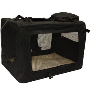 Mool Lightweight Fabric Pet Carrier