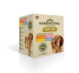 Harrington's Wet Dog Food