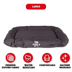 The Dogs Bed Water Resistant Bed