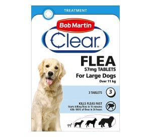 Bob Martin ClearFlea Tablets