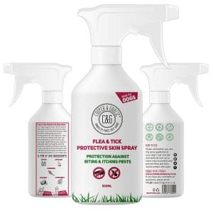 Cooper & Gracie Dog Flea Protection Spray