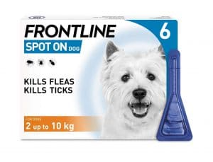 Frontline Spot on Flea Treatment