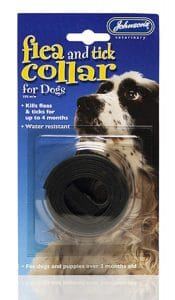 Johnson's Dog Flea & Tick Collar