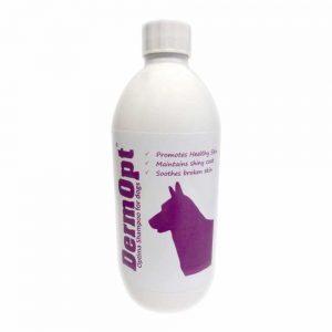 DermOpt 6 in 1 Dog Shampoo and Conditioner