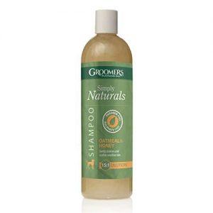 Groomers Oatmeal and Honey Shampoo