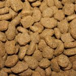 High fibre dog food