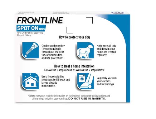 Frontline Instructions