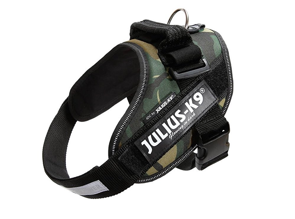 Julius K9 camouflage