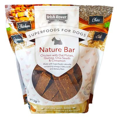 Irish Rover Superfoods Dog Treats 1
