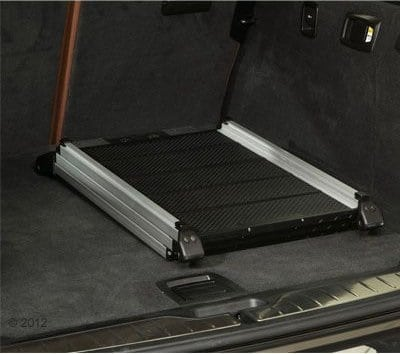 Non-branded Aluminium Tri Fold Telescopic Ramp 3