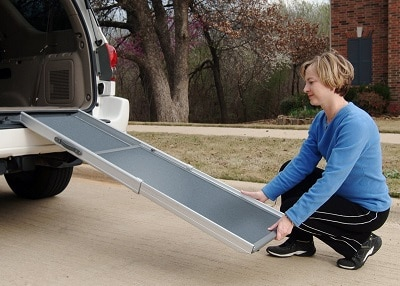 PetSafe Telescopic Dog Ramp 3