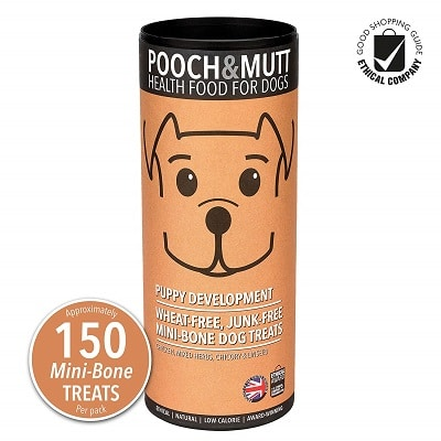 Pooch and Mutt Dog Treats