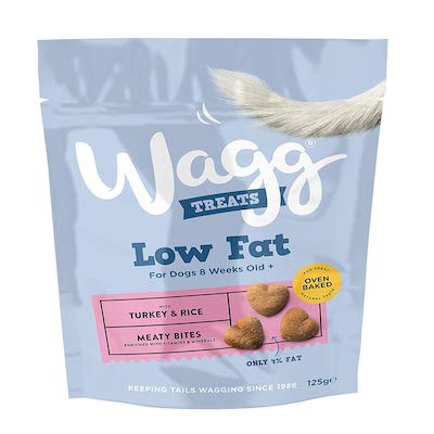 Wagg Low Fat Treats 1