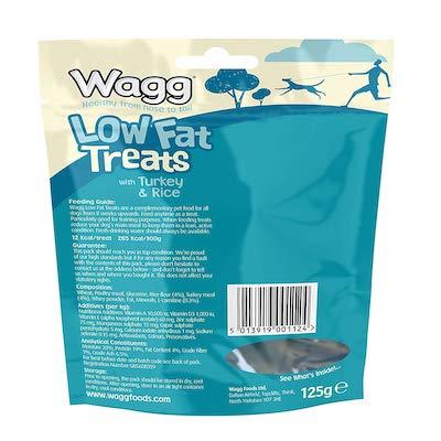 Wagg Low Fat Treats 2