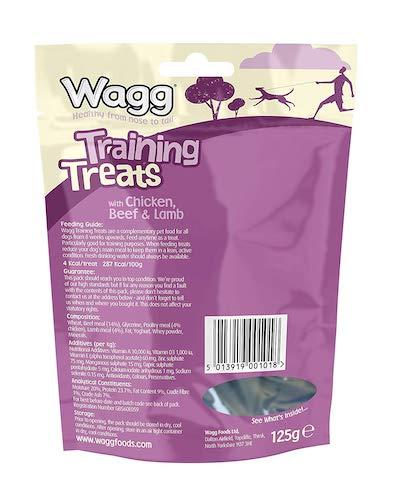 Wagg Training Treats 3