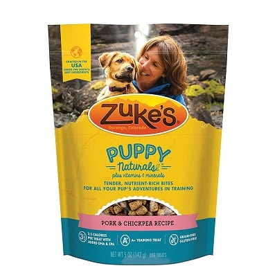 Zuke's Dog Treats 1