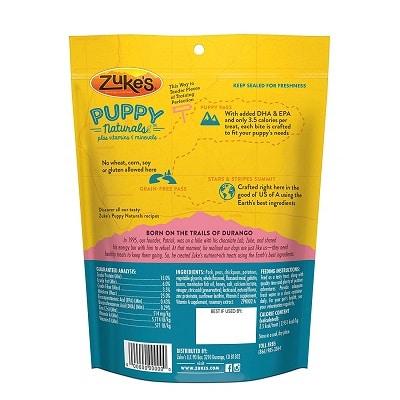 Zukes Dog Treats 2