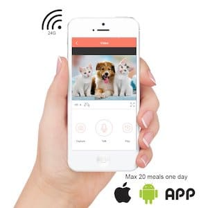 Automatic Smart Pet Feeder from VGSION 2