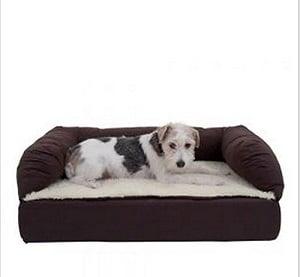 Orthopaedic Dog Sofa 1