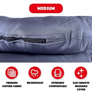 The Dog's Bed Premium Waterproof Dog Bed 3