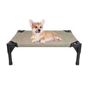 Veehoo Raised Dog Bed 1