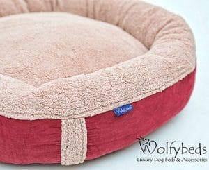 Wolfybeds Luxury Dog Bed 2