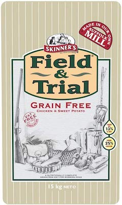 Skinners Field & Trial Complete Grain Free Dog Food