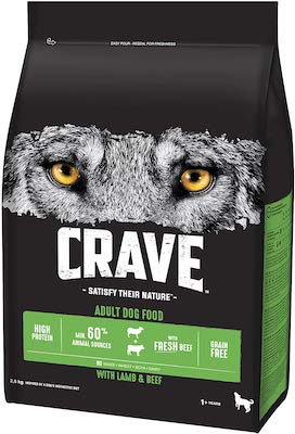 5. Crave High Protein and Grain Free Dog Foods