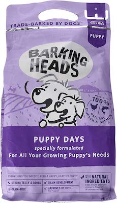 Barking Heads Dry Dog Food for Puppies
