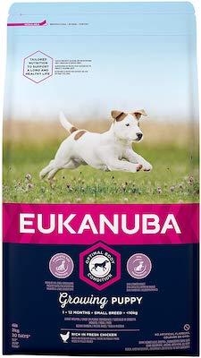 Eukanuba Puppy Dog Food for Small Dog