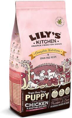Lily's Kitchen Chicken & Salmon Dry Puppy Food