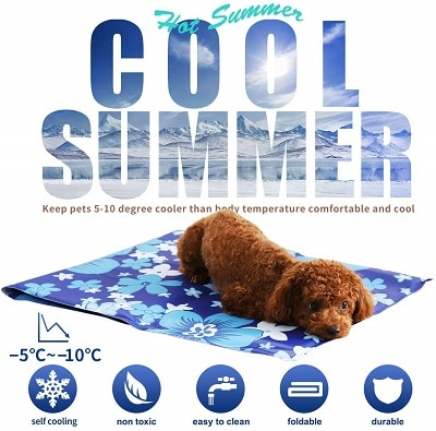 Mingzheng Dog Cooling Mat