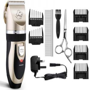 OMORC Low Noise Professional Dog Clippers