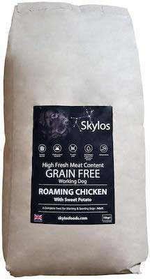 Skylos Grain-Free Complete Dog Food