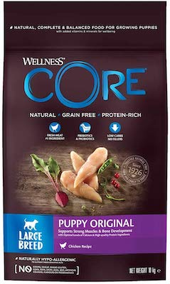 Wellness CORE Large Breed Puppy Food Dry