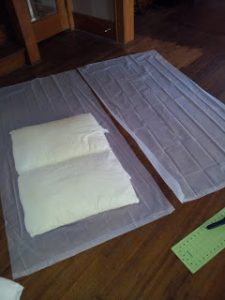 how to make a dog bed waterproof