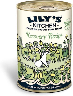 Lily's Kitchen Recovery Recipe For Sensitive Digestion