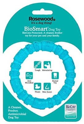 Rosewood BioSafe Puppy Ring
