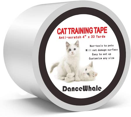 DanceWhale Anti-Scratch Dog Training Tape