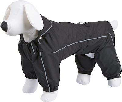 Kerbl Raincoat With Belly and Leg Protection