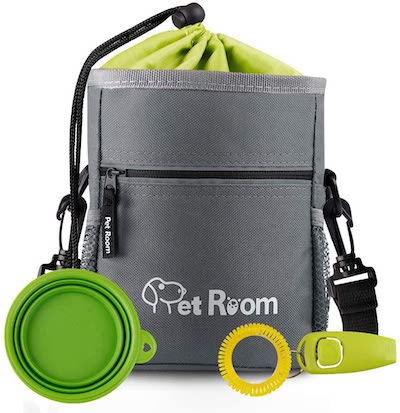 Pet Room Dog Treat Pouch Bag