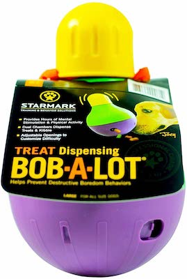 Starmark-Bob-a-Lot-Treat-Dispensing-Dog-Toys