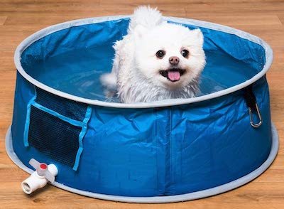Coco Jojo Pop Up Pet Bath Dog